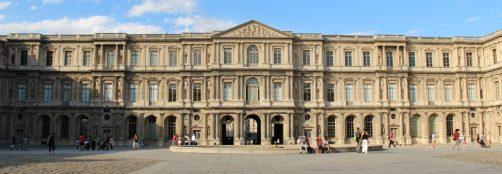 Louvre building - Musee du Louvre Private tour - yourtourinparis.com