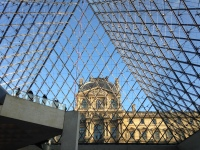 Inside the Pyramid - Musee du Louvre Private tour - yourtourinparis.com