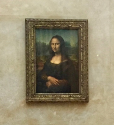 Mona Lisa - Musee du Louvre Private tour - yourtourinparis.com