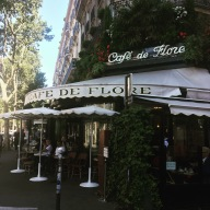 Cafe Flore - Saint Germain Private walking tour - yourtourinparis.com