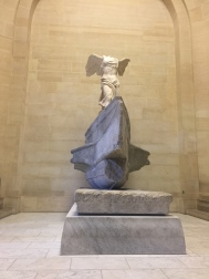 Nike of Samothrace - Musee du Louvre Private tour - yourtourinparis.com