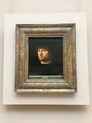 Antonello da Messina painting - Musee du Louvre Private tour - yourtourinparis.com