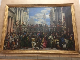 Veronese's Wedding feast of Cana - Musee du Louvre Private tour - yourtourinparis.com