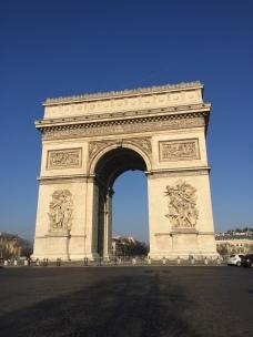 Arc de Triomphe - Private walking tour in Paris - yourtourinparis.com