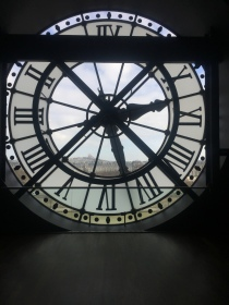Musee d'Orsay clock - yourtourinparis.com