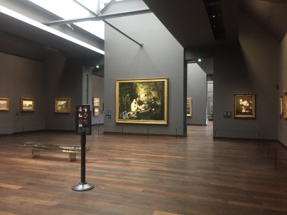 Musee d'Orsay - Impressionist exhibition - yourtourinparis.com