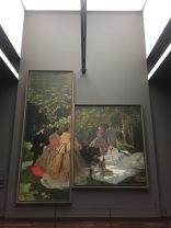 Monet's Dejeuner sur l'herbe - Musee d'Orsay - yourtourinparis.com