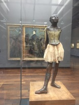 Dega's dancer - Musee d'Orsay - yourtourinparis.com