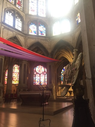 Medieval church of Saint Severin - Private walking tour in Paris - yourtourinparis.com