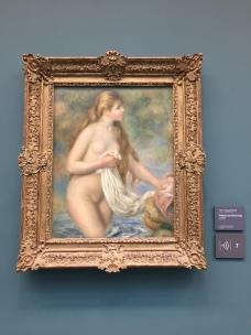 Renoir - Musee de l'Orangerie private tour